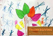 Thanksgiving / by Melissa Cornett