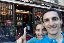 Hard Rock Cafe Visits.