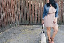 Curvy + petite fashion blogs