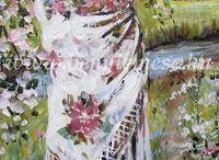Bényi Emese festmények