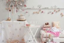 Décoration Noël - Christmas spirit / Toutes nos idées décoration pour Noël