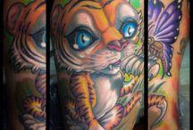 Tattoos / Tattoos by ronny ris