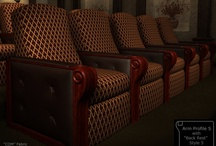The S Series / by Elite Home Theater Seating