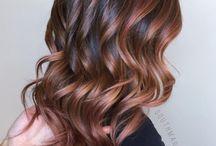 Hair dye/cut ideas