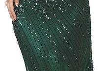 LADY IN GREEN / MODA