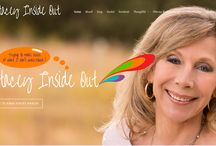 StaceyInsideOut | Web Project / A personal website developed for a client - Wordpress Project