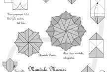 Mandalas origami