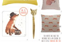 TRENDING - little fox / by Lief Leuk & Eigen geboortekaartjes