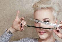 Pixie weaves, plaits, tutorials