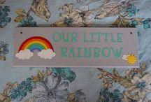 Nursery Door Signs