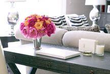 Sofa desks