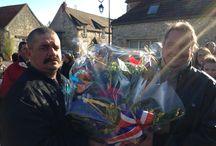 Centenaire de la Grande guerre. 11 novembre 2013. Auger-saint-Vincent.