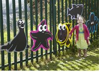 Kinder fence ideas