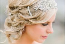 Hair and Make up wedding ideas