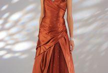 Fashion ✄ Dress (Copper)