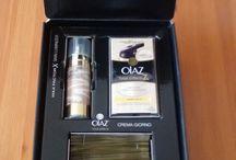 Ambasciatrice Desideri Magazine / OIL OF OLAZ & MAX FACTOR ILLUMINIZER
