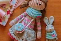 Tejidos / crochet y dos agujas