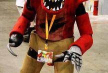 fnaf cosplay