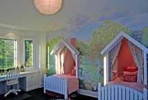 Baby girl bedroom / by JEMINEE LTD