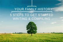 Family History and Genealogy