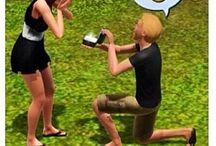 Sims <3
