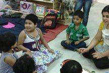 Candle Making Workshop for Children During Diwali