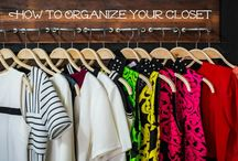 Organization / Tips for an organized life!