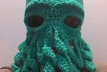 Crochet winter wear