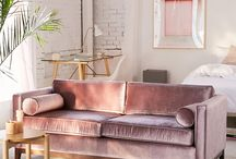 Pink Home Decor / A collection of my favourite pink hue home decor ideas