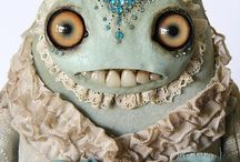 Art-Found Objects/Assemblage Creations / by Lady Marcianna 2