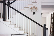 Stair Case and Railings