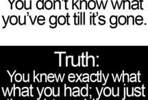 Simple Truth  / by Becca Barrett