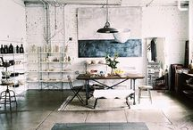 Kitchen Design / Kitchen Interiors inspiration. Minimalist, modern and light spaces to help you feel calm and relaxed during cooking time