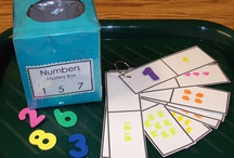 Math: Number / by Alison Spear