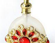 frascos y gemas