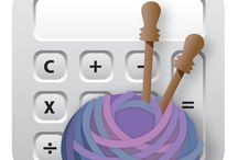 Knittrick: calculates all the numbers when your gauge does not match the patterns