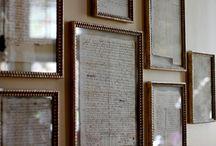 framing! / by Penelope Bianchi