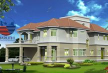 luxury new villas / These villas have comfort designs concept from worldwide with the global architecture design like Modern, Tropical, Mediterranean, Contemporary, Asian and western Concepts. These villas have luxury features like spacious designs, 5 Bedrooms, Family & Visitor Rooms, 2 Kitchens , Personal Office, Personal Gym, Personal Bar, Home Theater, Prayer/Pooja Room, 2 Dining Rooms, Personal Library, Lift etc…
