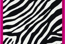 I Love Zebra Prints