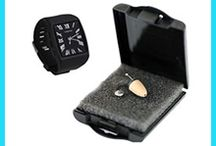 Spy Long Range Bluetooth Watch with Earpiece in India