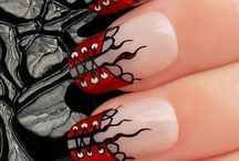Nail designs / A selection of nail styles