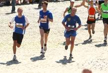 Marathon Running / Playing around with Pinterest !