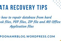 Simple tips for Data Recovery Solution
