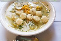 Best Fall & Winter Soups / Best Fall and Winter soups to warm, soothe, and nourish you on a cool or cold day or night.