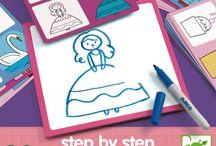 desenhos lilly