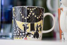 My Moomin Mugs