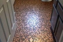 flooring / by mother Anni