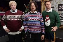 Christmas Jumper / The dreaded Christmas jumper.