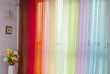 Tende curtains cortinas / Ideas / by Gioia