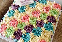 tartas de crema
